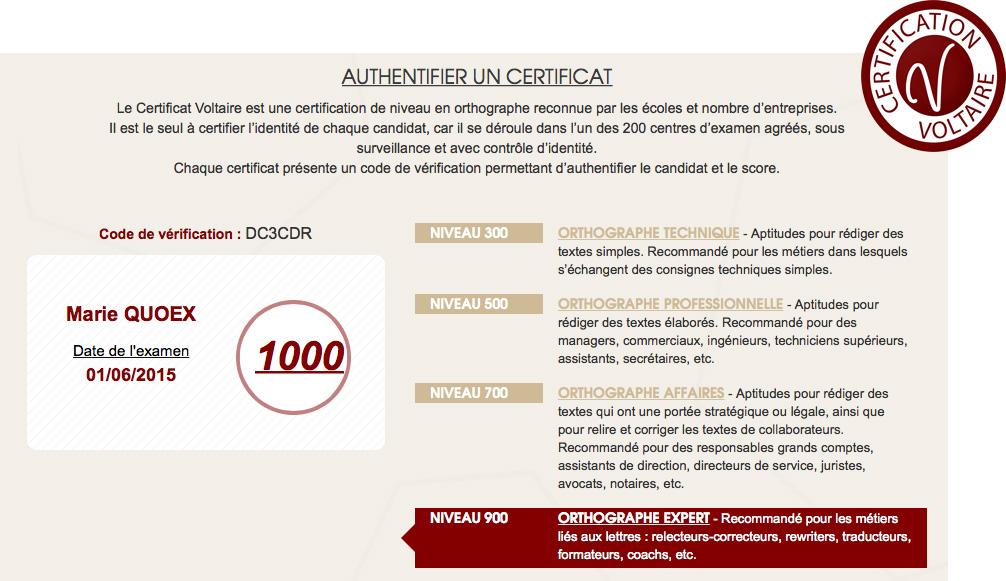 certification_voltaire_marie_quoex_2